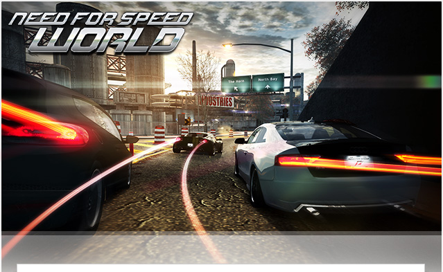 Need for Speed World geht in seine letzte Runde.