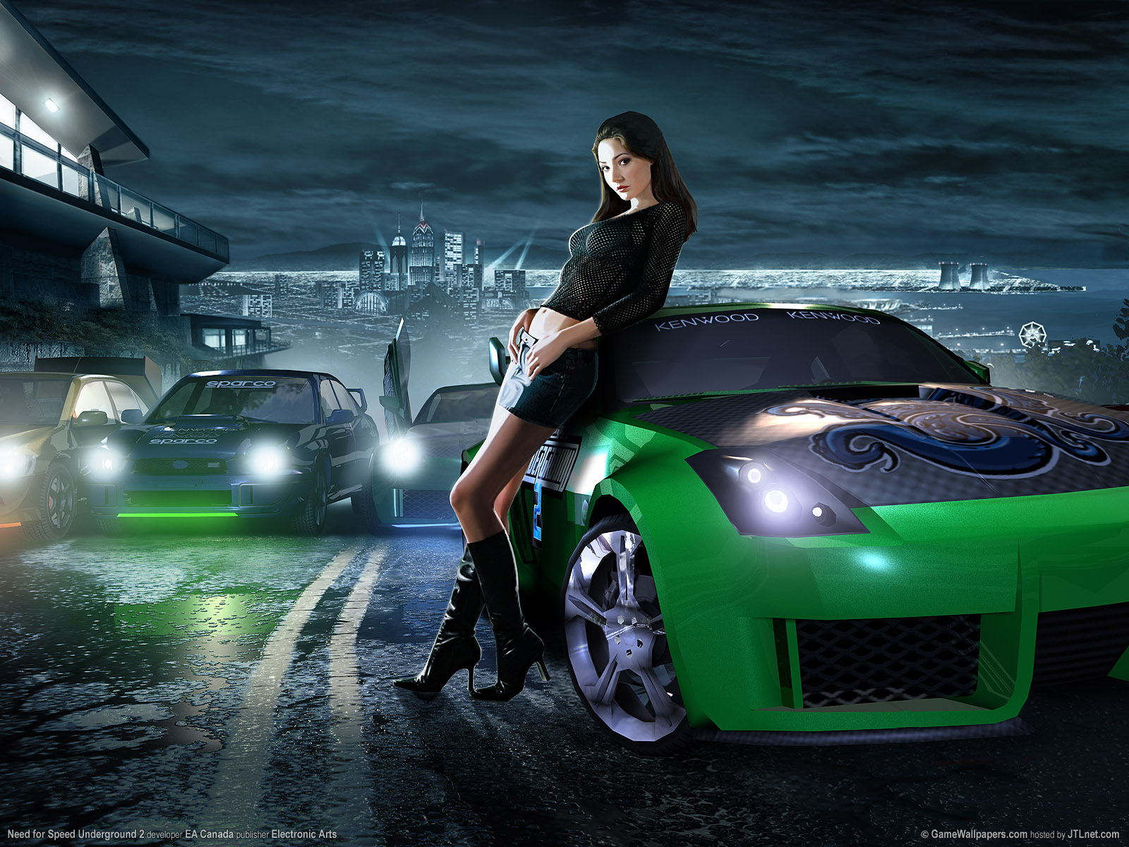 Need for Speed History